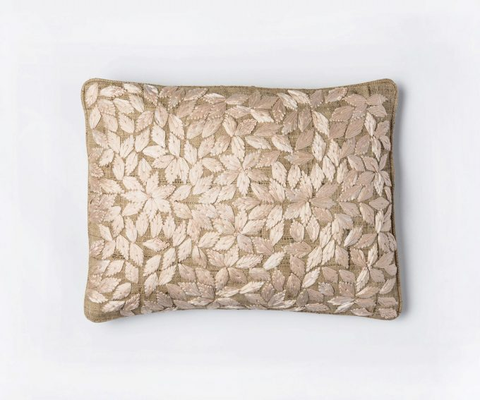 Enny Natural cushion