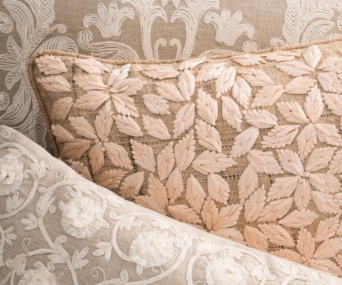 enny cushion natural 30x40cm
